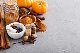 Enjoy pumpkin spice AND stay healthy.
