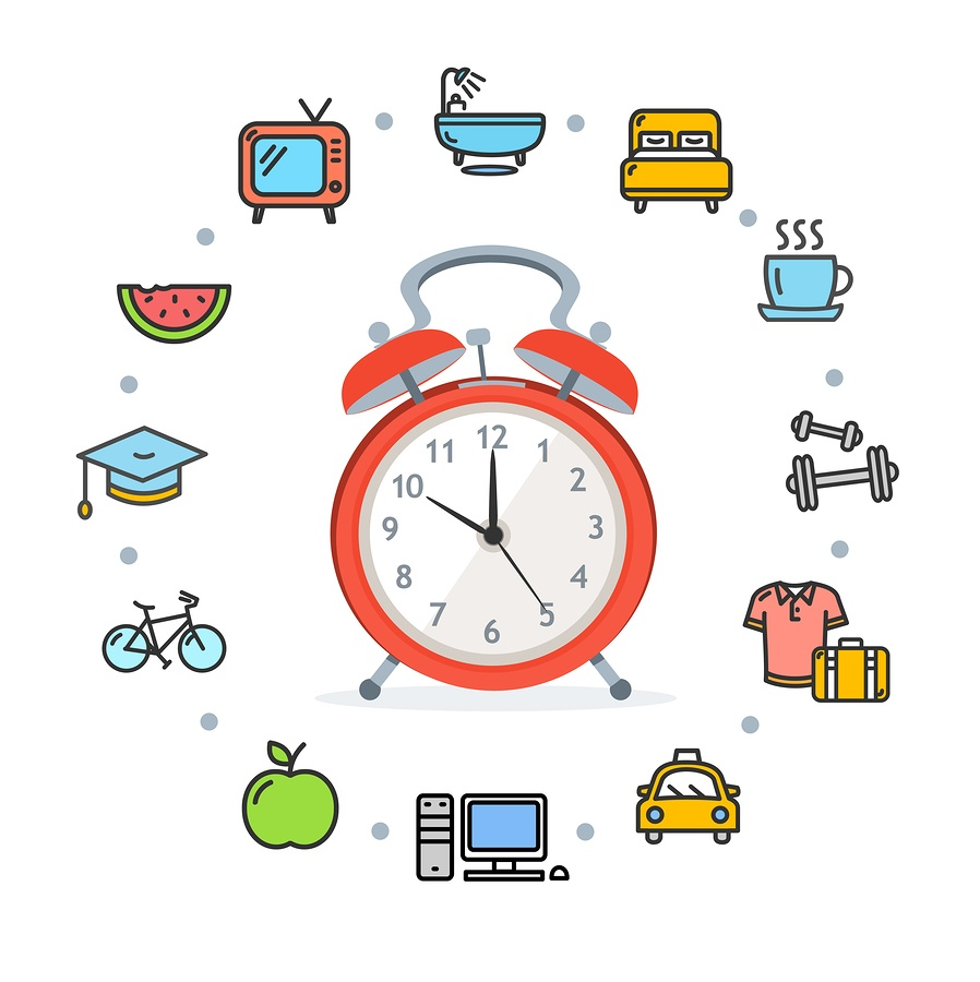 Back to school is a great time to get back into a healthy routine.
