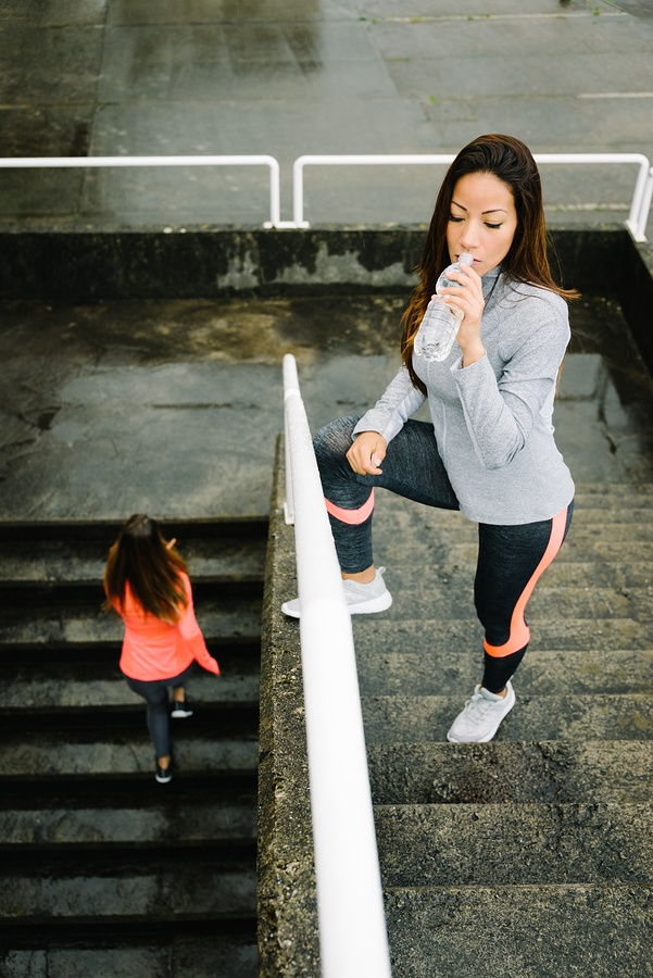 HIIT workouts keep your cardio routine fresh.