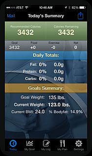 Work towards your goals with Jax Nutrition's meal plan program and track your progress with Jax Nutrition's app!