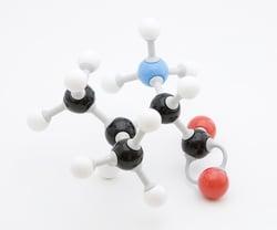 valine-amino-acid-molecule-1